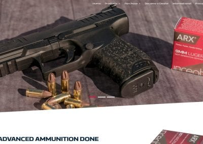 Inceptor Ammunition