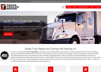 Truck Trailer Repair
