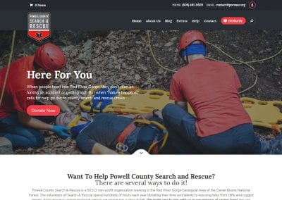 Powell County Search and Rescue