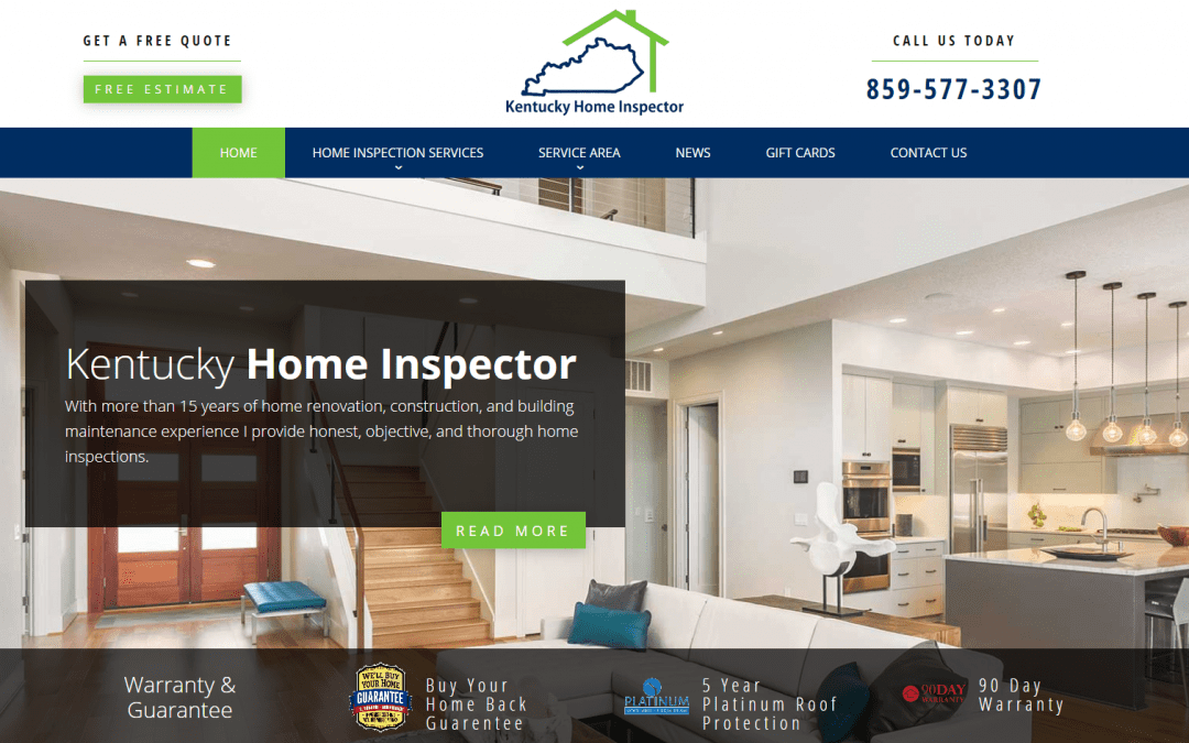 The Kentucky Home Inspector